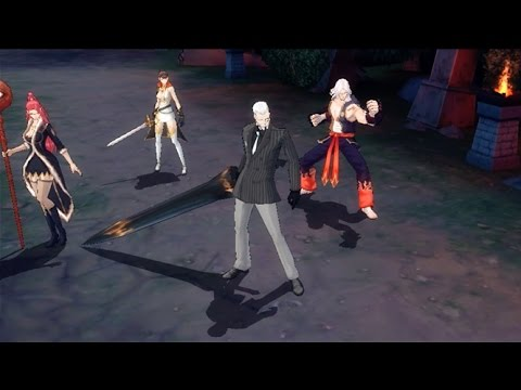 NOBLESSE WITH NAVER WEBTOON 3D Android RPG Game Gameplay HD and download