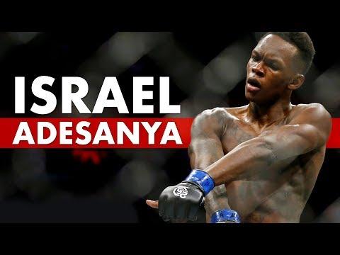 9 Interesting Facts About Israel Adesanya