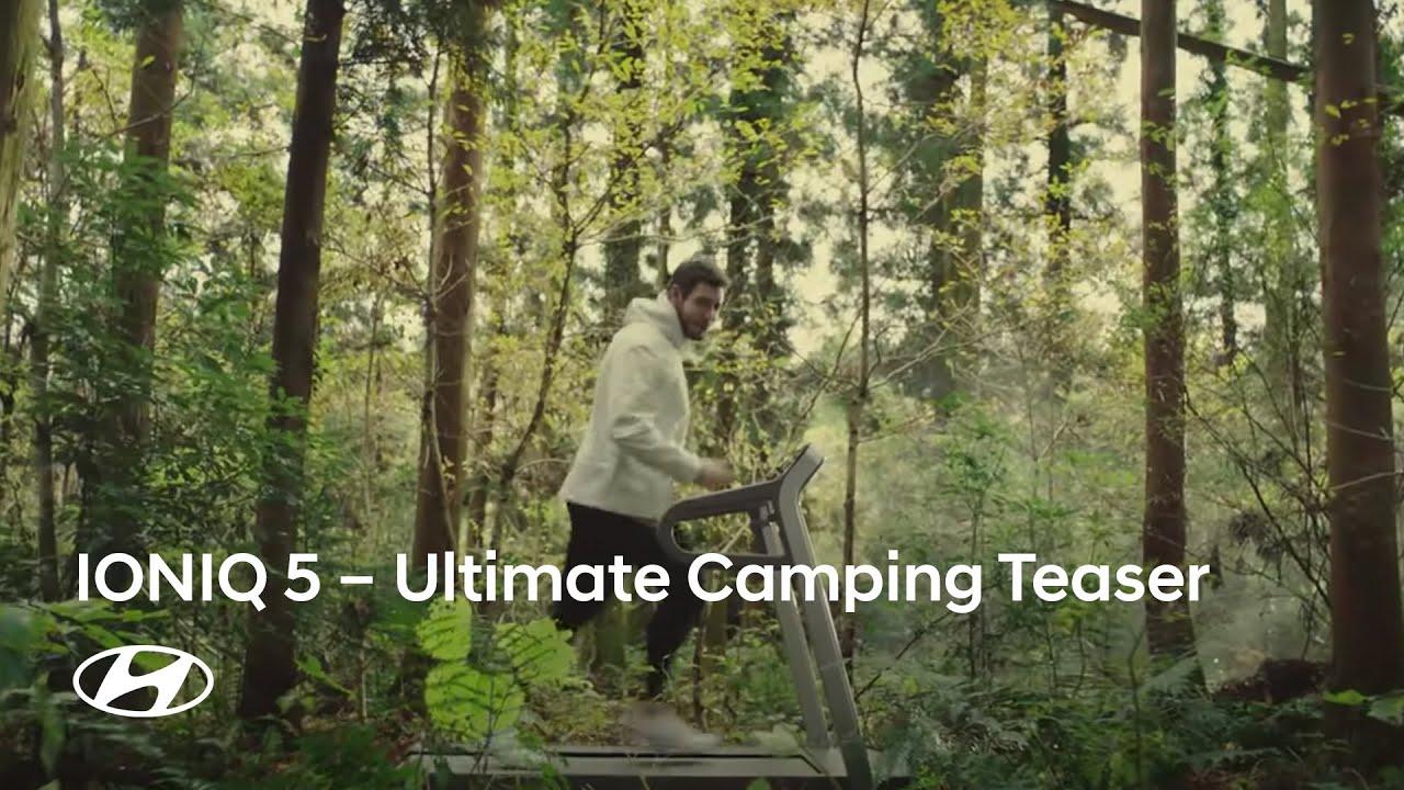 Download Hyundai IONIQ 5 Ultimate Camping   Teaser 3 – Running