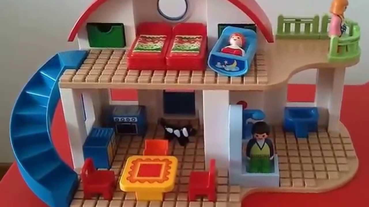 Casa de playmobil para beb youtube - Casa de bebes ...
