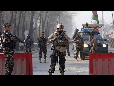 3 Killed In Suicide Attack Near National Intelligence Agency In Kabul