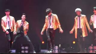 15030~31 The EXO'luXion in Shanghai_History(kai focus)