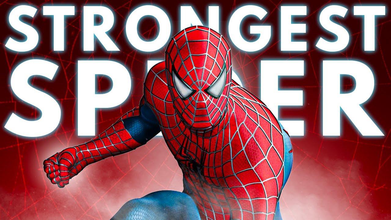 Sam Raimi's Spider-Man Is The Strongest Spider