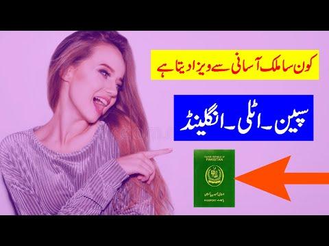 Best Country | Visa for Pakistani Citizen | Visa on Pakistani Passport.