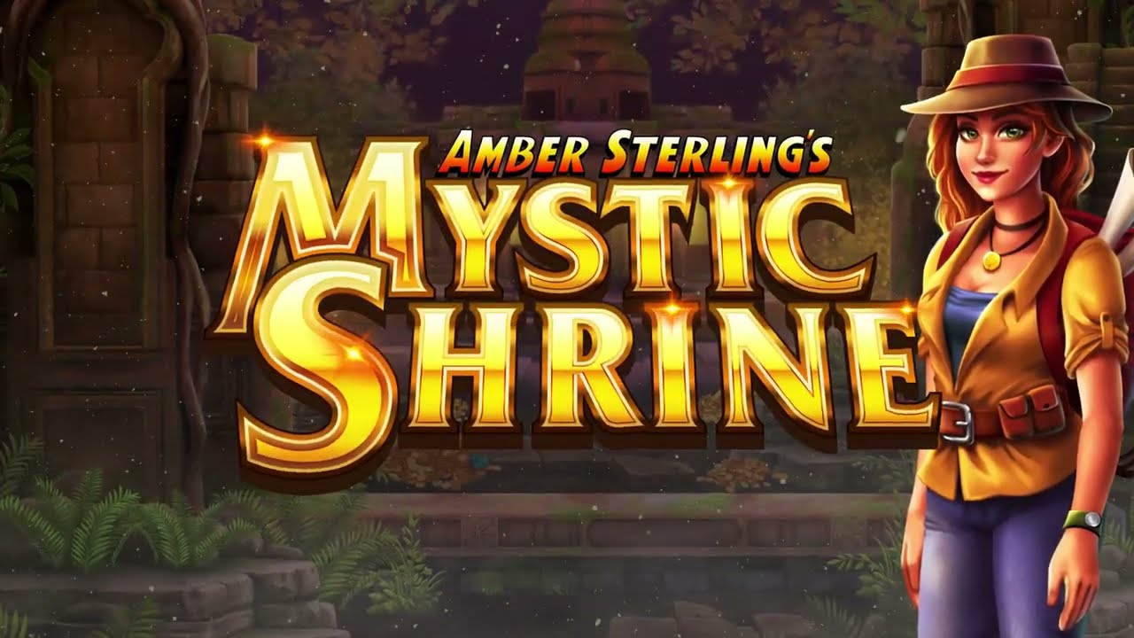 Amber Sterling's Mystic Shrine  Slot Play Free ▷ RTP 96.3% & High Volatility video preview