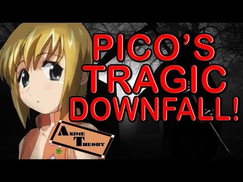 Anime Theory: Pico's Tragic DOWNFALL! (Boku No Pico Theory)