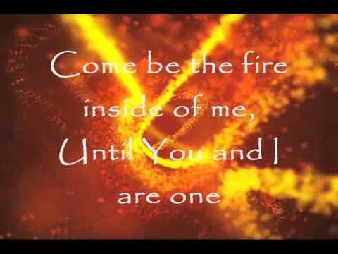 You Won't Relent - Misty Edwards w/lyrics