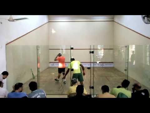 Century Bangalore Masters 2018 O35 Final : Saurabh Nayar v Amitpal Kohli