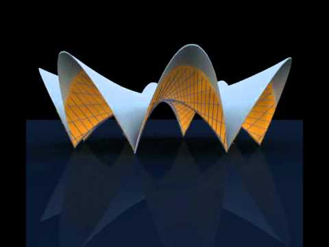 Oceanografic Roof Shell Structure Youtube