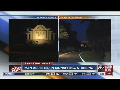 Baby stolen from mom, boyfriend stabbed