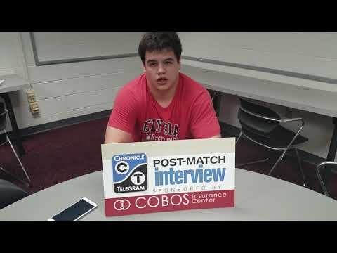 Elyria's Andrew Levis Talks After Placing 3rd At State