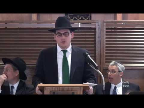 Mesivta Ateres Yaakov Father Son Breakfast 11 27 2014