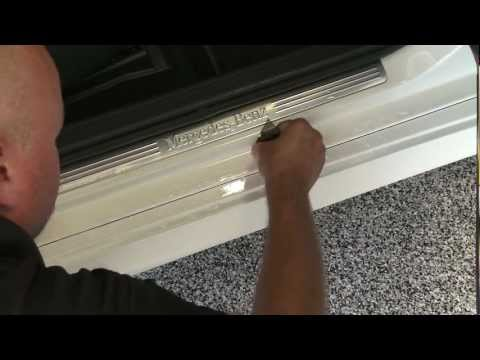 How To Install Door Sill Guard Kit by XPEL DIY