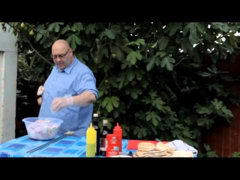 Nick the Greek BBQ Chicken souvla UK