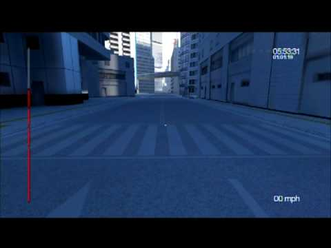 Mirror's Edge - Side jump boost help