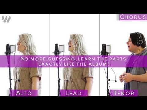 Hosanna - Hillsong Worship - Vocal Tutorial