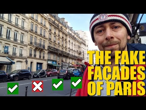 Paris's Fake Buildings (And The Story Behind Them)