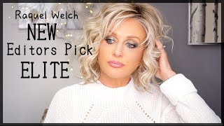 NEW! Raquel Welch Editors Pick Elite - Shaded Biscuit