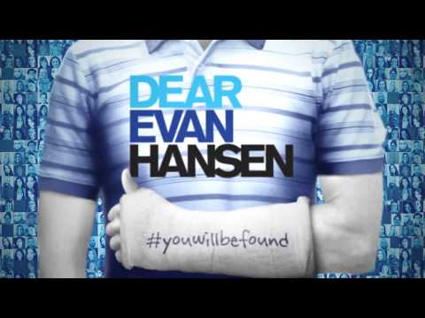Broadway's Best Musical   DEAR EVAN HANSEN