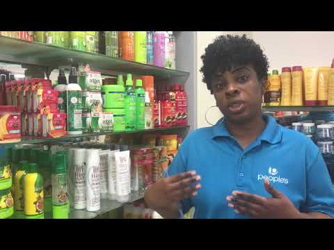 Lennette Warner of People's Pharmacy discusses Natural Hair