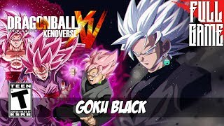 GOKU BLACK STORY MODE - DBXV MOD [PC - HD]