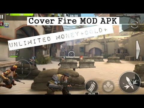 download game cover fire offline shooting games mod apk