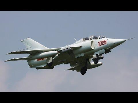 Nanchang Q 5 Fantan Ground Attack Aircraft