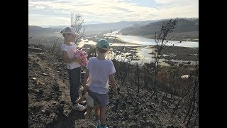 Devastating drone footage after the Knysna fire