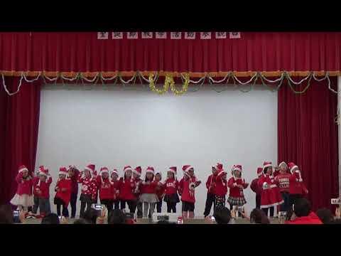 106年聖誕節暨教學參觀日--幼小班表演
