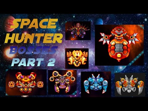 Space hunter All bosses part 2