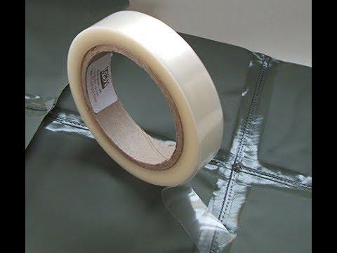 How to DIY Waterproof Tape Your Seams