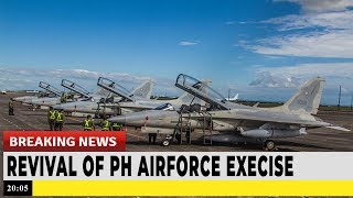 Why the Revival of the Philippine Air Force Exercise Matters
