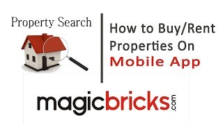 How to Buy,Rent and Sale Properties without Broker| Magicbricks Apps lHow to use magicbricks screenshot 3
