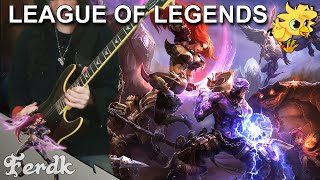 League of Legends Theme (Metal version)