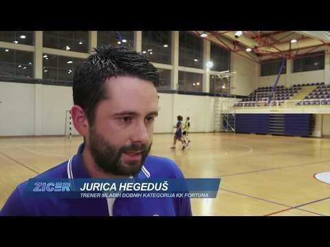 Trener Jurica Hegeduš - Zicer 25 09 2017