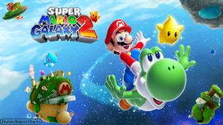 Super Mario Galaxy 2 - Music - Beat Block Galaxy [With Beat]