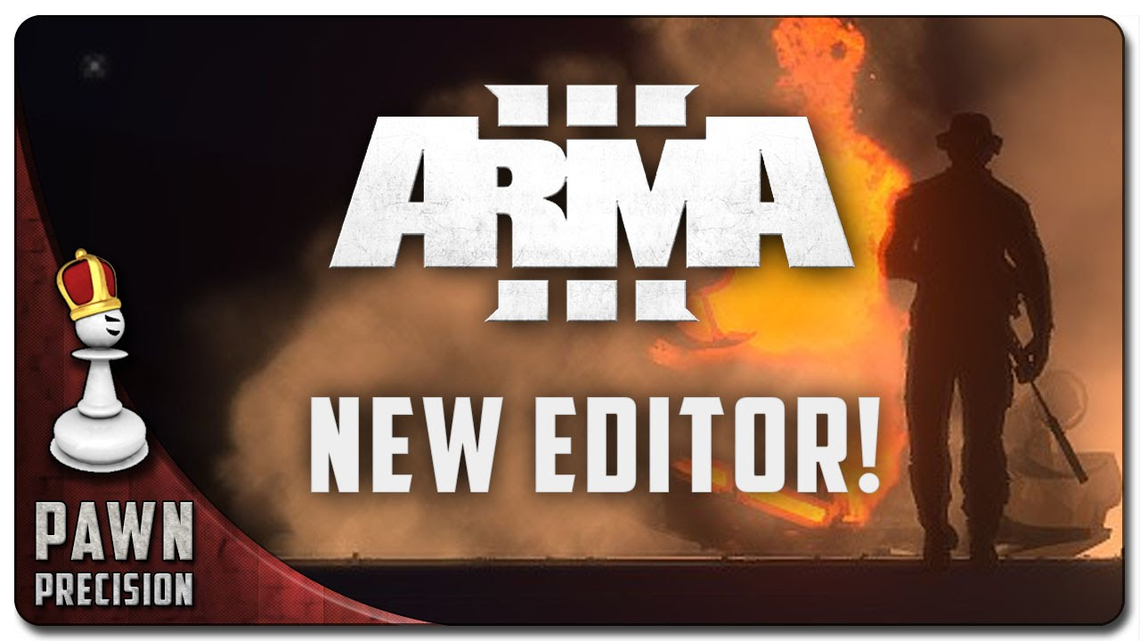 how to use eden editor arma 3