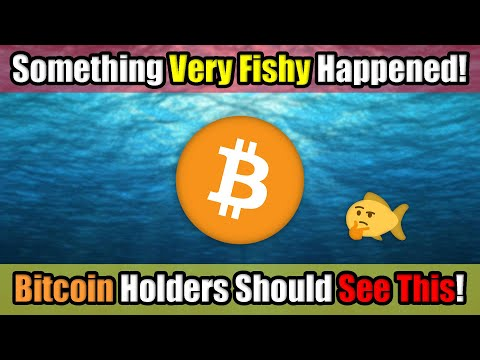 Something Very FISHY is Happening RIGHT NOW in Cryptocurrenc