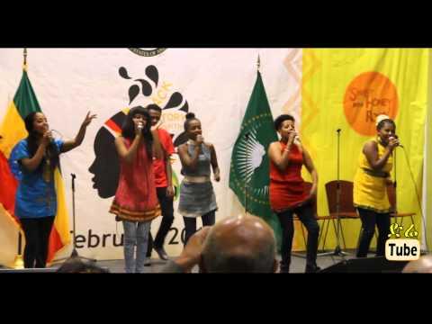 DireTube Video Yegna Girl Band Abet (አቤት) Best Live Performance