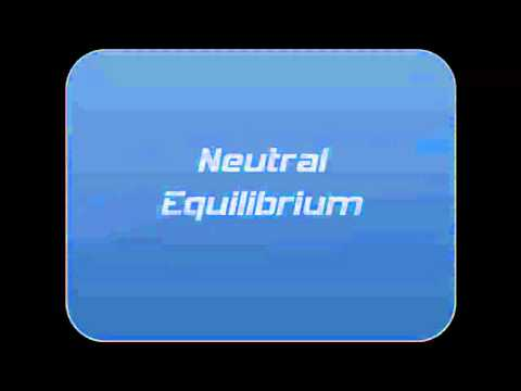 Netural Stable Unstable Equilibrium Mechanical Engineering Lectures Notes