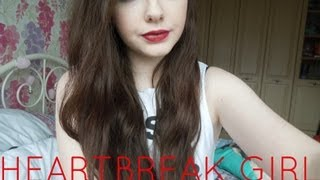 Repeat youtube video heartbreak girl - 5 seconds of summer - cover by emma