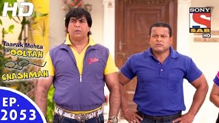 Taarak Mehta Ka Ooltah Chashmah - तारक मेहता - Episode 2053 - 21st October, 2016