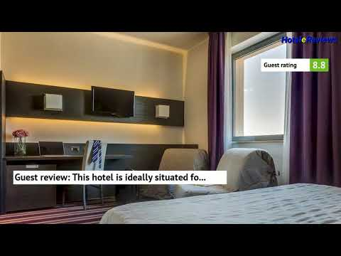 Quality Hotel Green Palace **** Hotel Review 2017 HD, Monterotondo, Italy