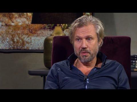 Carl-Johan Vallgren aktuell med thrillerbok om trafficking - Malou Efter tio (TV4)