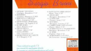 SERGIO BRUNI - GIACCA ROSSA 'E RUSSETTO