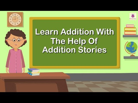 Learn Addition With The Help Of Addition Stories   Maths Concepts For Kids   Grade 1