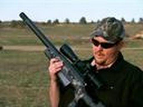 Custom  50 cal Hunting Rifle | American Guns
