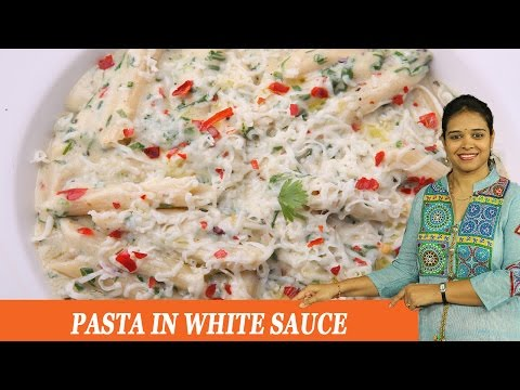 Make Pasta In White Sauce - Mrs Vahchef Pictures