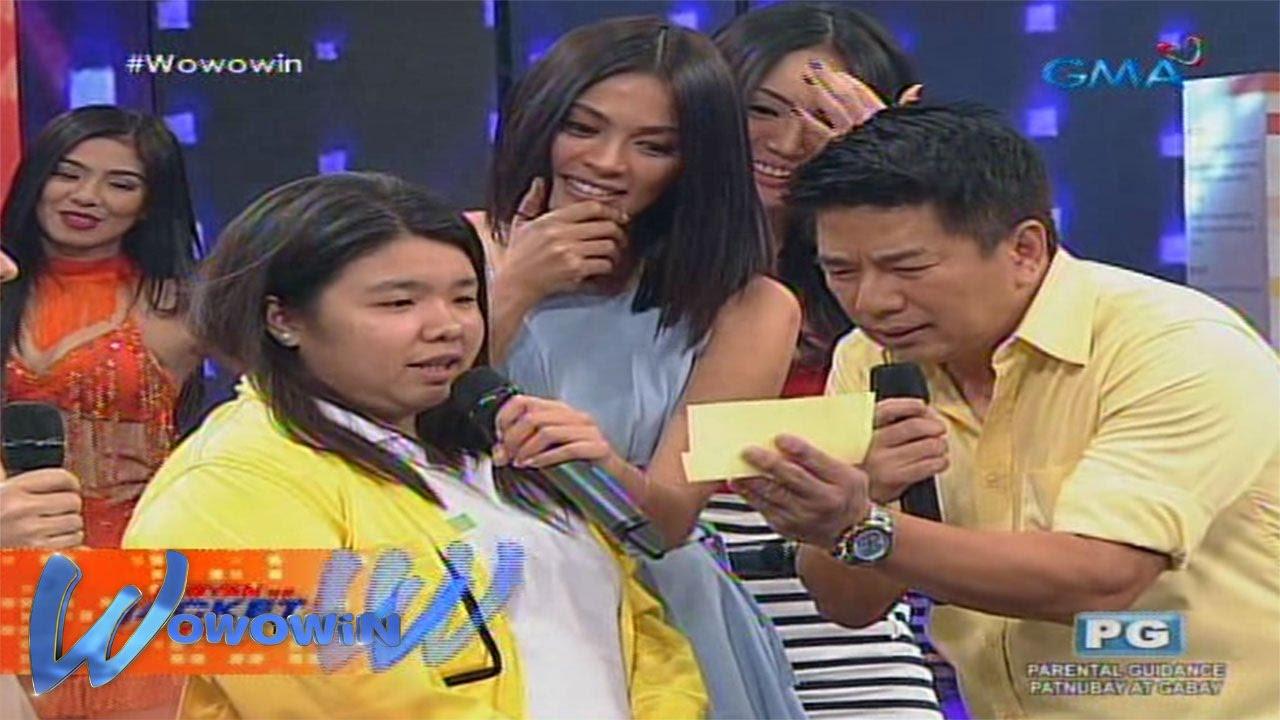 Wowowin: Ano'ng Tagalog ng fist?