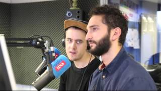 The Kytes im Interview bei RadioHNA